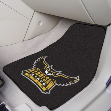 Picture of Kennesaw State Carpet Car Mat Set