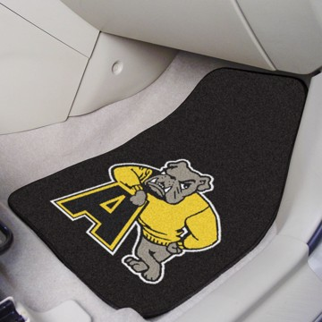 Picture of Adrian College Carpet Car Mat - Set
