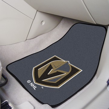 Picture of NHL - Vegas Golden Knights Carpet Car Mat Set