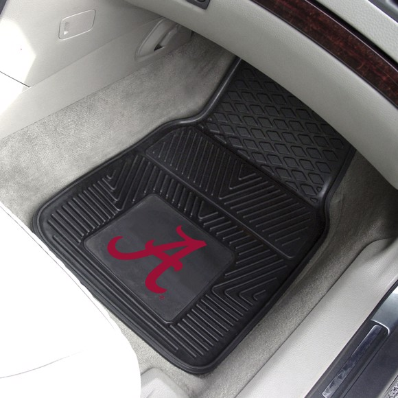 Picture of Alabama Vinyl Car Mat Set