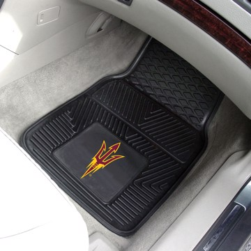 Picture of Arizona State Vinyl Car Mat - Set