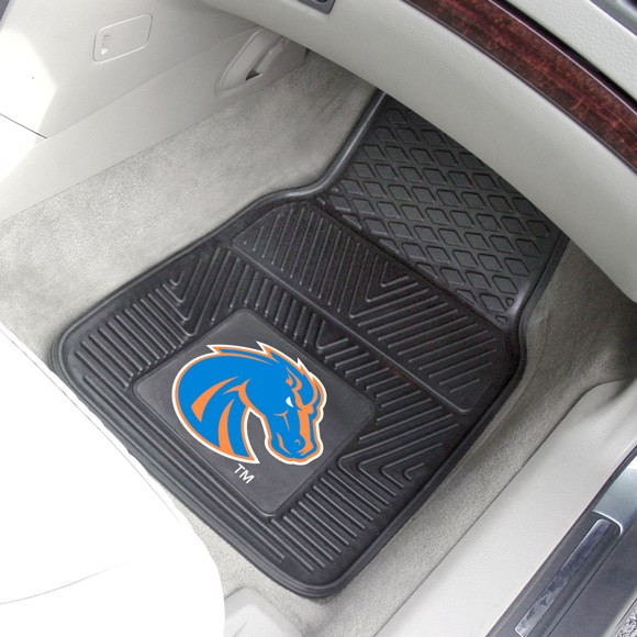 Picture of Boise State Vinyl Car Mat Set