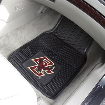 Picture of Boston College Vinyl Car Mat - Set