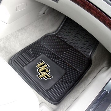 Picture of Central Florida (UCF) Vinyl Car Mat - Set