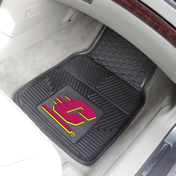 Picture of Central Michigan Vinyl Car Mat - Set