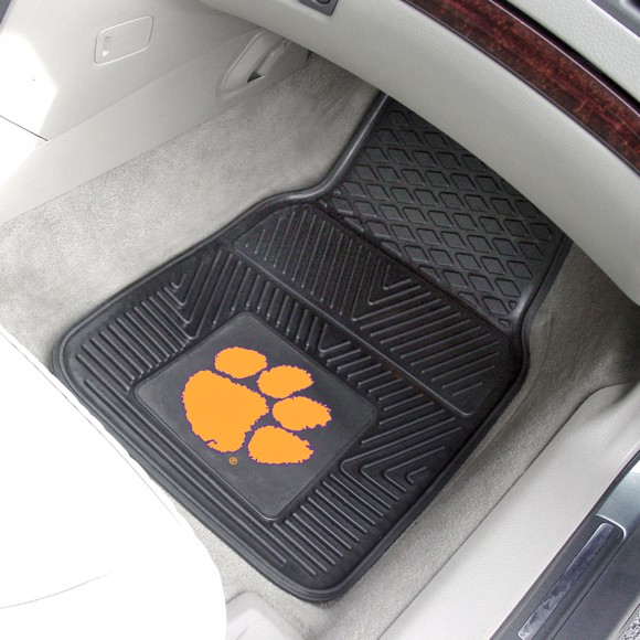 Picture of Clemson Vinyl Car Mat - Set