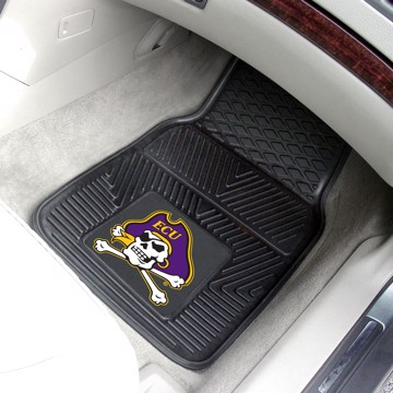 Picture of East Carolina Vinyl Car Mat Set