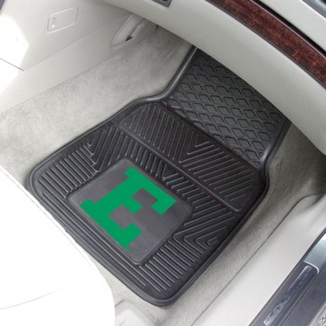 Picture of Eastern Michigan Vinyl Car Mat - Set