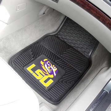 Picture of LSU Vinyl Car Mat Set