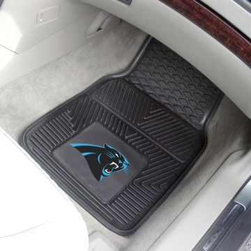 Picture of NFL - Carolina Panthers Vinyl Car Mat Set