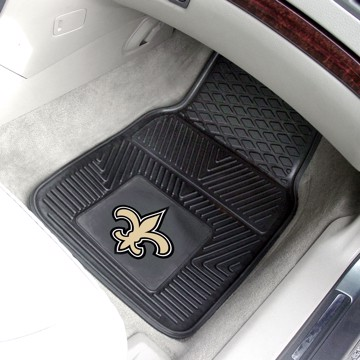 Picture of NFL - New Orleans Saints Vinyl Car Mat Set