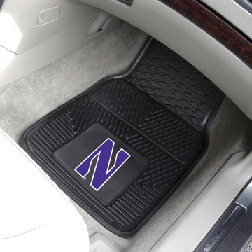 Picture of Northwestern Vinyl Car Mat Set