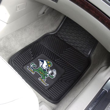 Picture of Notre Dame Vinyl Car Mat Set
