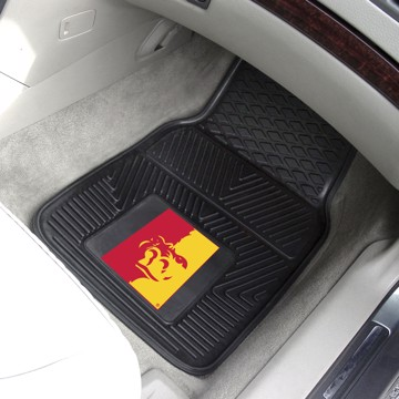 Picture of Pittsburg State Vinyl Car Mat Set