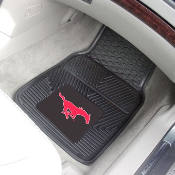 Picture of SMU Vinyl Car Mat Set