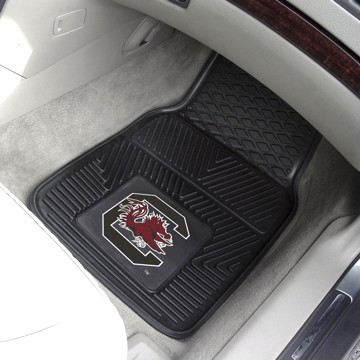 Picture of South Carolina Vinyl Car Mat Set