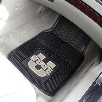 Picture of Utah State Vinyl Car Mat Set