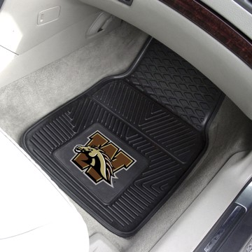 Picture of Western Michigan Vinyl Car Mat Set