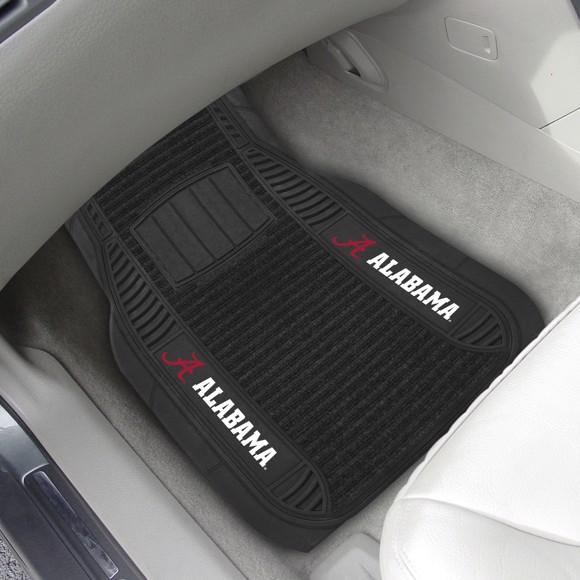 Picture of Alabama Deluxe Car Mat Set