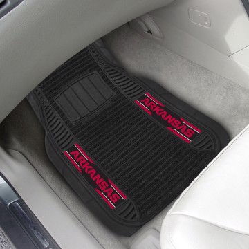Picture of Arkansas Deluxe Car Mat Set