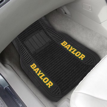 Picture of Baylor Deluxe Car Mat Set