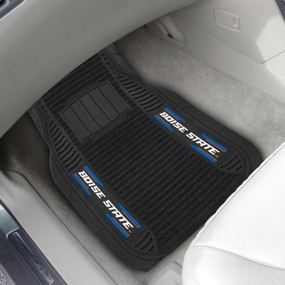 Picture of Boise State Deluxe Car Mat Set