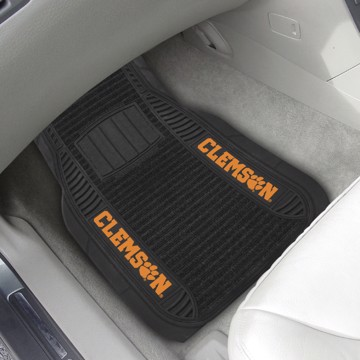 Picture of Clemson Deluxe Car Mat Set