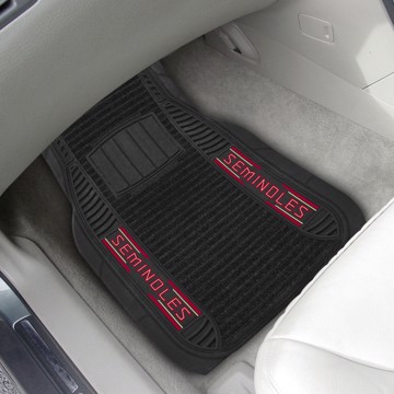Picture of Florida State Deluxe Car Mat Set
