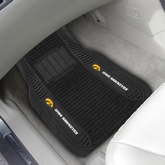 Picture of Iowa Deluxe Car Mat Set