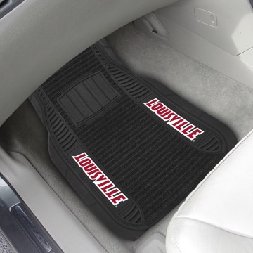 Picture of Louisville Deluxe Car Mat Set