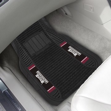 Picture of Mississippi State Deluxe Car Mat Set