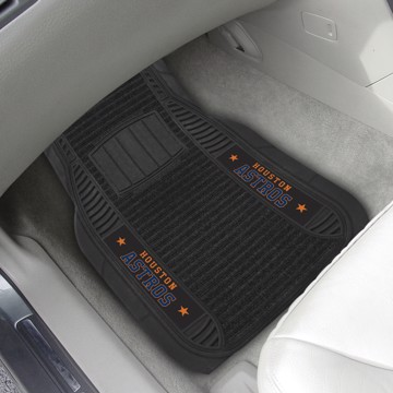 Picture of MLB - Houston Astros Deluxe Car Mat Set