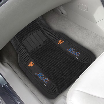 Picture of MLB - New York Mets Deluxe Car Mat Set