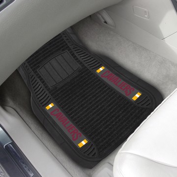 Picture of NBA - Cleveland Cavaliers Deluxe Car Mat Set