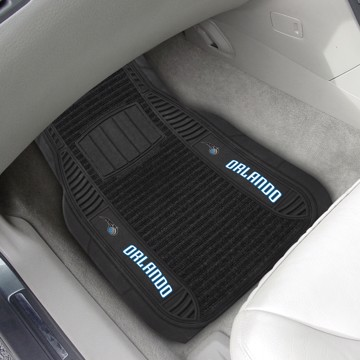 Picture of NBA - Orlando Magic Deluxe Car Mat Set