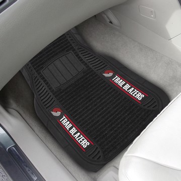 Picture of NBA - Portland Trail Blazers Deluxe Car Mat Set