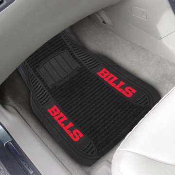Picture of NFL - Buffalo Bills Deluxe Car Mat Set