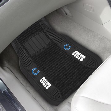 Picture of NFL - Indianapolis Colts Deluxe Car Mat Set