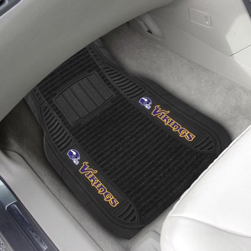 Picture of NFL - Minnesota Vikings Deluxe Car Mat Set