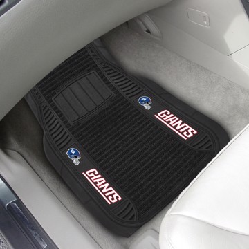 Picture of NFL - New York Giants Deluxe Car Mat Set