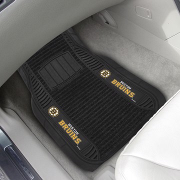 Picture of NHL - Boston Bruins Deluxe Car Mat Set
