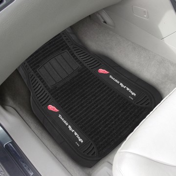 Picture of NHL - Detroit Red Wings Deluxe Car Mat Set