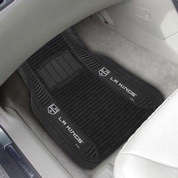Picture of NHL - Los Angeles Kings Deluxe Car Mat Set