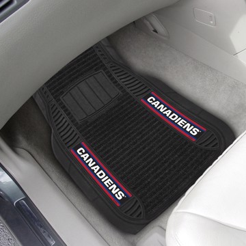 Picture of NHL - Montreal Canadiens Deluxe Car Mat Set
