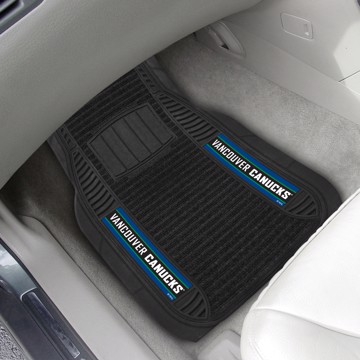 Picture of NHL - Vancouver Canucks Deluxe Car Mat Set