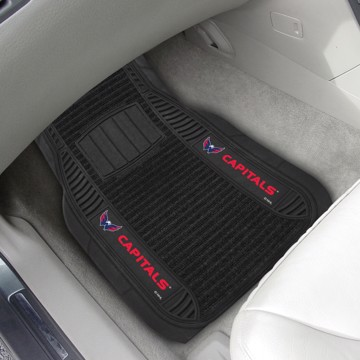 Picture of NHL - Washington Capitals Deluxe Car Mat Set