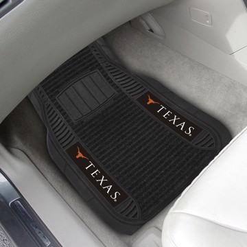 Picture of Texas Deluxe Car Mat Set