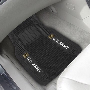 Picture of U.S. Army Deluxe Car Mat Set