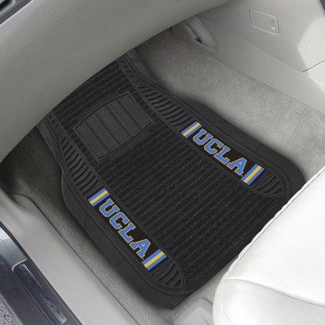 Picture of UCLA Deluxe Car Mat Set