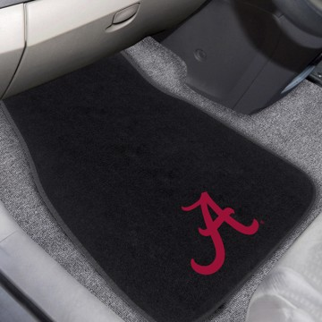 Picture of Alabama Embroidered Car Mat Set